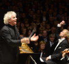"Sir Simon Rattle: ""Ivo Kahánek is a great pianist"""